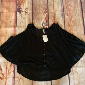 Free People oversized Tank Top NWT
